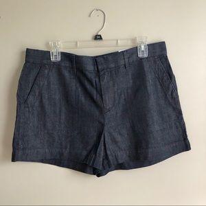 LOFT Riviera Denim Shorts